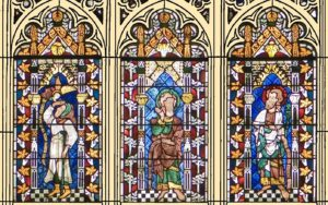 Medieval Stained Glass