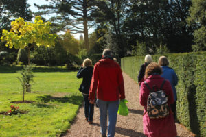 Lady Chapel and Bishop's Palace Garden Tour