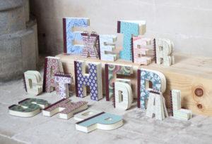 Lettered Notebooks