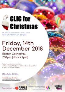 CLIC for Christmas 2018