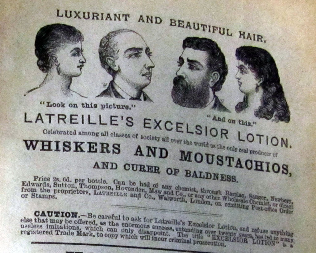 Excelsior Lotion